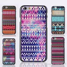 Custom Design Iphone 6s Plus Patterned Aztec Hard Back Cover For