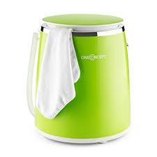 oneconcept ecowash pico mini machine à laver lave linge autonome