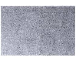 spirella elements badteppich 60 cm x 90 cm 50 baumwolle anthrazit
