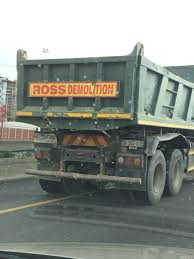 100 Demolition Truck Dr Jeroen Swart On Twitter Its Wet Bad This Ross Truck