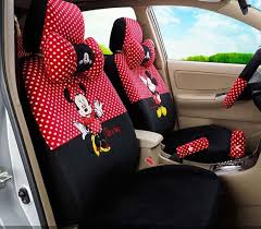 Betty Boop Seat Covers And Floor Mats by Minnie Mouse Car Seat Cover Ebay