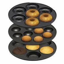 gastronomie donutmaschinen 3 in 1 cake pop maker mini kuchen