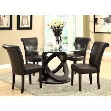 oval glass dining room table sets set walmart huskytoastmasters info