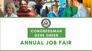 Northside Aldine Job Fair hosted by Congressman Gene Green