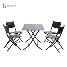Amazon.com : H&L Patio Resin Rattan Steel Folding Bistro Set, Parma ... Chaise Lounges And Sling Chairs Webstaurantstore Patio At Lowescom Atlantico Plastic Resin Lounge For Pool Deck Patios Safavieh Pmdale Natural Brown Folding Wood Outdoor Chair Tips Beautiful Garden Decor With Lowes Lawn Wooden Composite Bench Chase And Small Table Pvc 15 Best Heavy Duty Pink White Foldable Amazoncom Hl Rattan Steel Bistro Set Parma Diy Upcycled Fniture Accsories Tifforelie