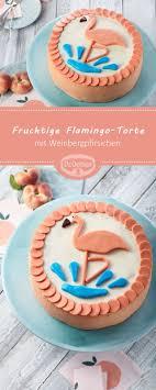 fruchtige flamingo torte