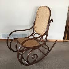 Ebay Rocking Chair Nursery by Cane Back Rocking Chair Design Home U0026 Interior Design