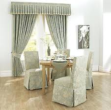 Home Chair Covers Stylish How To Sew Rooms Garden Television Sewing Dining Room