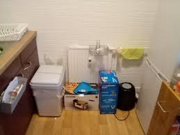 heizung in der küche wohnung architektur