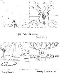 Paul Obeyed God Coloring Page Bible Deborah Obeys Daniel Full Size