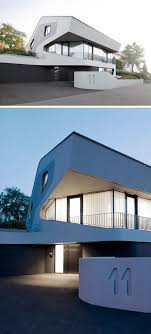 100 German House Design Sculptural Stairs Are Central To The Of This