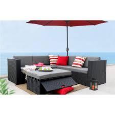 Baner Garden Outdoor Furniture plete Patio PE Wicker Rattan