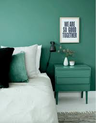 Vibrant Emerald Green Made A Return To Home Decor After Long Slumber In Deco Siberia
