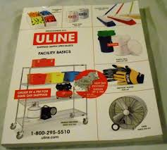 Uline Shipping Supply Specialists Catalog Spring Summer 2013