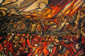 David Alfaro Siqueiros Murales Bellas Artes by Delishus Top 6 Increíbles Murales Y Mosaicos En Las Calles De La