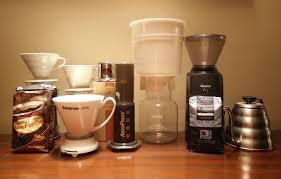 Home Brewed Coffee Lab Site Update July 2015