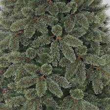 Nonlit Artificial Christmas Tree Branford Cashmere Spruce Ready To Light