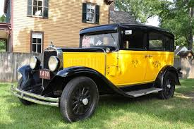 1930 Dodge Brothers DD Taxicab - The Official Blog Of Dodge