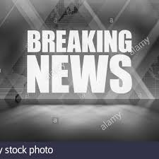 Breaking News Background In Black And White Rectangles World Regarding Newspaper