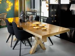 introducing the tom dixon mass dining table a chunk of