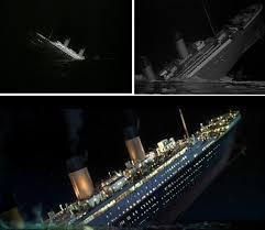 Titanic Sinking Animation 2012 by Titanic