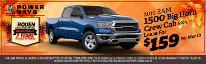 2019 RAM 1500 Big Horn Crew Cab Lease Special | Rouen Chrysler Dodge ... Dont Miss Unbeatable Sign Drive Lease On 17 Ram 1500 Crew Cab 2500 Price Deals Jeff Wyler Springfield Oh Offers Wchester Ny The Best Commercial Work Trucks Near Sterling Heights And Troy Mi Promaster Grand Rapids 2016 Dodge Ram Pickup Truck For Sale Auction Or Lima Diesel For In Daphne Al Chris Myers New 2018 Sale Mo Lebanon 2012 Dodge Only 119mo Youtube 2019 Near Atlanta Union 2017 Paris Tx James Hodge Prices Cicero