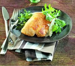 cuisiner le dos de cabillaud à la poele recette dos de cabillaud panés au parmesan