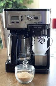 Hamilton Beach Flexbrew Coffee Makers 2 Way Maker Review And Giveaway