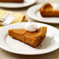 Pumpkin And Cake Mix Weight Watchers by Pumpkin Pie With Graham Cracker Crust Recipes Weight Watchers