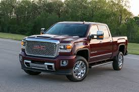 2017 GMC Sierra Denali 2500HD: Bold Hood Design Hints At What Lies ... 2017 Gmc Sierra Denali 1500 Crew Cab Test Drive Carbon Fiberloaded Oneups Fords F150 Wired Lifted Truck Socal Trucks New Luxury Vehicles And Suvs Canyon Review Dealer Reading Pa 2016 First Digital Trends 2014 Exterior Interior Walkaround 2013 La 4wd 2005 Pictures Information Specs 2019 Look Kelley Blue Book 2500hd Overview Cargurus