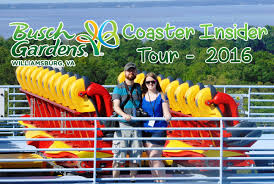 Coaster Insider Tour at Busch Gardens Williamsburg