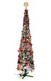 6ft Christmas Tree Nz by Artware Vinyl Christmas Trees Cool Hunting