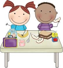 Lunch Kindergarten Clip Royalty Free Library