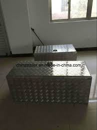 100 Aluminum Truck Tool Boxes China Stronger Trailers Box Photos