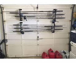 fishing rod holders for garage best fish 2017