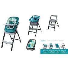 Evenflo 4 In 1 High Chair, Babies & Kids, Nursing & Feeding ...