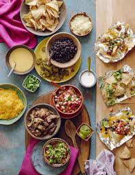 Nacho Bar Party / My All Time Favorite Way To Entertain A Crowd ... 15 Frugal Meals For A Small Grocery Budget Baked Potato Bar Twice Potatoes With Bacon And Cheddar Simple Awesome Best 25 Ideas On Pinterest Potato Used A Fully Loaded Guide To The Ultimate Serious Eats Potatoes Baked Grilled Bar Platings Pairings Picmonkey Image 31 Office Lunch French Fry The Pioneer Woman Easy Skins Recipe Cwhound Sweet Healthy Ideas For Kids