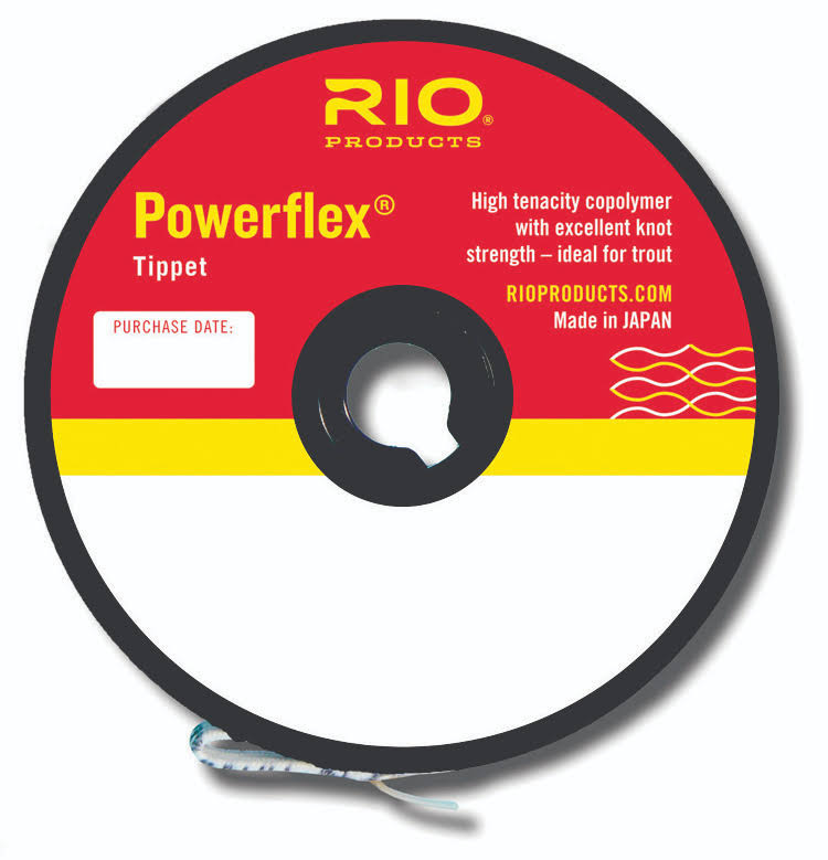 Rio Powerflex Fly Fishing Tippets - 7x