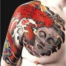 Asian Oriental Style Tattoos