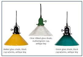 versatile barn pendant for shaker style kitchen