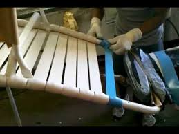 patio furniture re strapping florida patio youtube