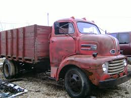 100 Old Cabover Trucks The Mysterious 1959 Ford C700 Cabover
