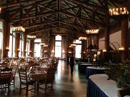 Wawona Hotel Dining Room by Downloads