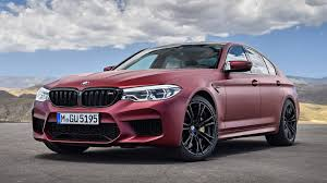 All New 2018 BMW M5 Is Exactly the 600 HP AWD Sport Sedan We