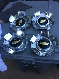 Chevy Silverado Texas Edition Chrome Center Caps For Sale In Dallas ...