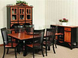Top Amish Furniture Virginia Of Usa Made Fresno Leg Dining Room Table