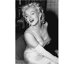 Marilyn Monroe Posing Poster College Decorations Fun Dorm Supplies
