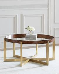 Dining Room Sets Under 1000 Dollars by Marble U0026 Mirrored Coffee Tables At Neiman Marcus Horchow