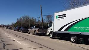100 Enterprise Commercial Truck Rental Lockdown Lifted After All Clear Given At NAS Fort Worth Fort