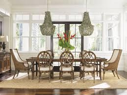 Bali Hai Fisher Island Rectangular Dining Table | Lexington ...